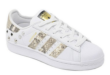 Adidas® Superstar art 44 reptile