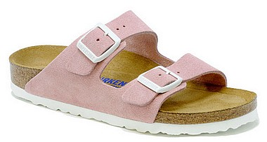 Birkenstock Arizona BS Suede rose