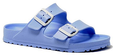 Birkenstock Arizona EVA soft blue