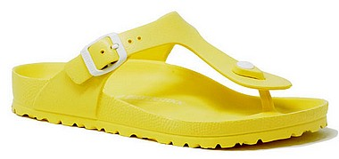 Birkenstock Gizeh EVA soft yellow