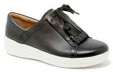 FitFlop™ F Sporty II Lace UP Fring™ schwarz