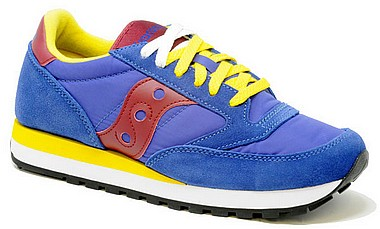 Saucony Jazz Original 2044 blue lemon