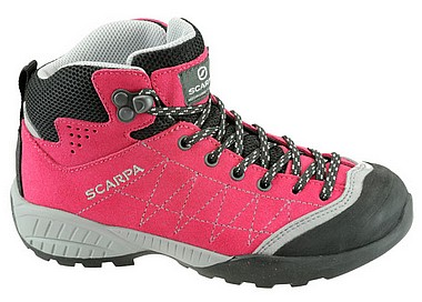 Scarpa® Zen Mid Kid Waterproof passion pink