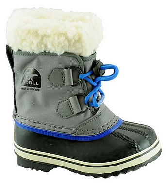 Sorel Children Youth Pac Nylon city grau