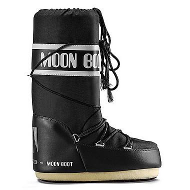 the best attitude bccce a8953 Tecnica Moon Boot Black