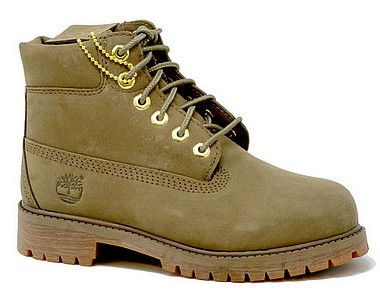 Timberland Classic Boot 6 Junior greige