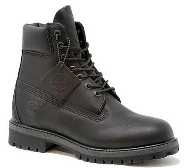 Timberland Classic Boot Prem 6 WP schwarz