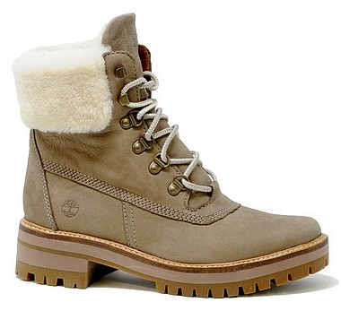 Timberland Courmayeur Valley Shearli taupe