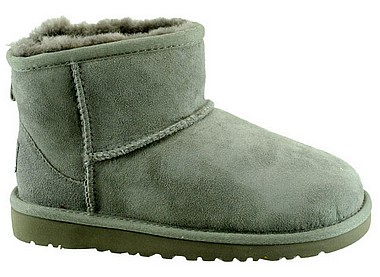 UGG® Classic Mini Junior grey