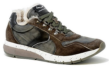 Voile Blanche Lenny Hook Fur brown militare