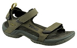 Teva Tanza Leather braun