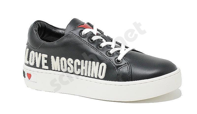 Love Moschino JA15063G1B Sneaker Black