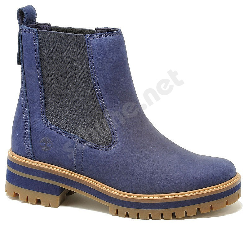 Timberland Courmayeur Valley CH Navy Blau